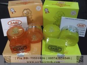 Paket Terbaru Cream Sari Original BPOM