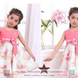 Dress Lily Girl Baju Anak