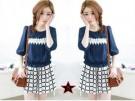 Stelan Simply Girl Baju Cewek Cantik
