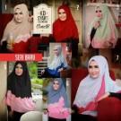 Jilbab Instan Syar'i New KD