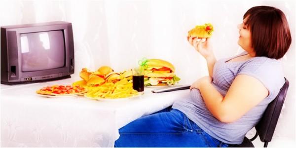 BerlebihanMakanan Penyebab Yang Membuat Badan Menjadi Gemuk atau Obesitas dan Cara Mengatasinnya