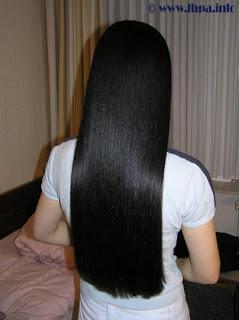 Cara Merawat Rambut agar Hitam Berkilau