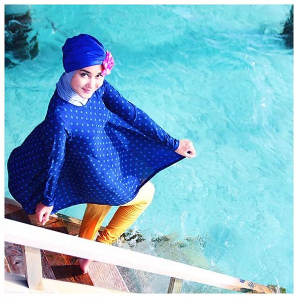 Tips Memilih Baju Renang Muslimah yang Nyaman dan Tepat