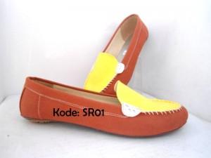 Flat Shoes Sepatu Cewek SR01