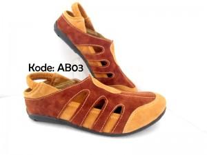 Sepatu AB03 Sepatu Wanita Cewek Casual Santai