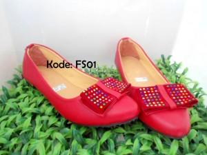 Dijual Flat Shoes FS01 BDijual Flat Shoes FS01 Berkualitas Meraherkualitas Image 1