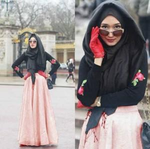Stelan Cewek Muslim SALE ORIGINAL POP UP MISS PAMELA