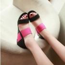 Sandal Flat Poppy Sandal Wanita Casual