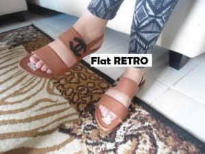 Sandal RetroTrendy Kekinian