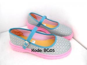 Sepatu Kets Wanita Cewek BG05