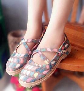 Sepatu Kets Docmart ND05 Sepatu Casual Wanita