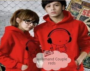 Walkmand Couple Reds