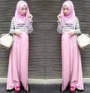 Dress Cewek Princess Set Hijab Muslim