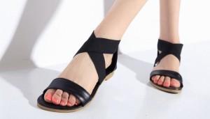 Sandal Flat N21 Keren Casual