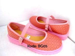 Diskon Sepatu BG05 Ecer Warna Pink