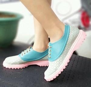 Sepatu Kets Wanita Cewek Docmart PN25 Tosca