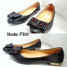 Flat Shoes Sepatu Cewek Wanita FS01