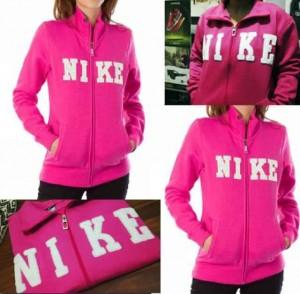 Switer Cewek Beautiful Trend NIKE Pink