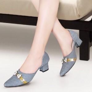 Sepatu Heels HG05 Sepatu Kerja Formal Wanita