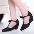 Wedges Wanita SP01 Sepatu Wanita Trendy Formal