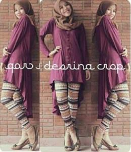 Desyna Set Hijab Cewek Muslimah
