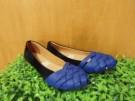 Flat Shoes Amora Sepatu Kerja Wanita Bunga Trendy