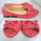 Flat Shoes Sepatu Cewek Wanita FS05