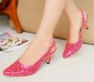 High Heels AR17 / AR017 Sepatu Wanita