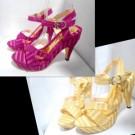 High Heels JR18 / JR018 Sepatu Sandal Tali Cewek Cute