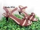 High Heels RT01 Sandal Tali Trendy Kekinian