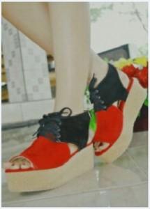 Platform Sonic Sepatu Cewek Trendy