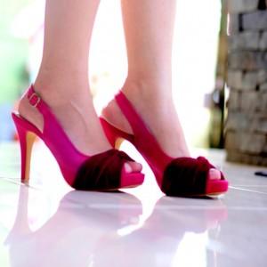Sepatu Wanita High Heels SB04 Formal Casual Trendy