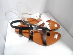 Sandal Flat Zara NN41 Sandal Wanita Casual