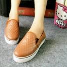 Sepatu Cewek Casual DD67 Warna Coklat