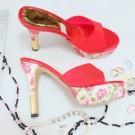 High Heels AS01 Sandal Cewek Keren Trendy Cute