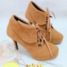 Boots Heels MC11 Sepatu Wanita Trendy