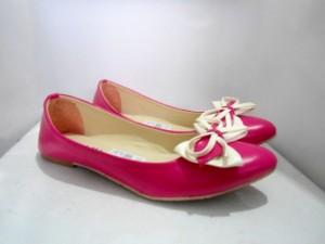 Promo Flat Shoes RP012 / RP12 Asli Warna Fanta