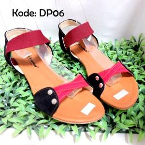 Sandal Flat DP06 Trendy