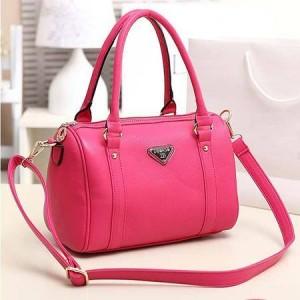 Tas Korea Pink tf377 Korean Stylish