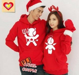 Angel Reds Couple Remaja Romantis