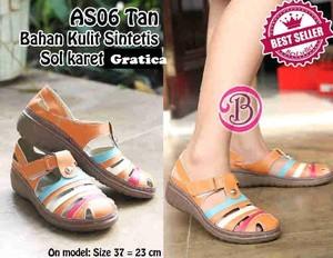 AS06 Gratica Sandal Keren Trendy