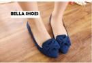 Sandal Cewek Wanita Flat Shoes Bella