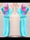 Diana Set Hijab Cewek Muslimah