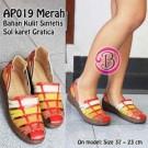 Sepatu Sandal Gratica Ap019 / Ap19 Keren Trendy