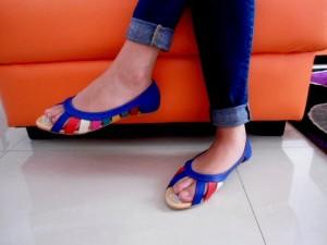 SOFIA Flat Shoes Sepatu Wanita Casual