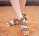 Flat Sandal METRO Trendy