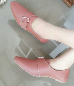 Sepatu Cewek Wanita Flat Shoes Myn39