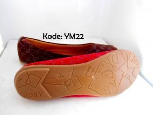 Sepatu Cewek Wanita Flatshoes YM22