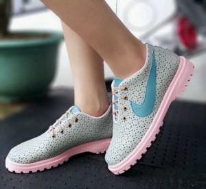 Ready Stock Sepatu Kets Casual Docmart PN026 / PN26 Grosir Warna Tosca