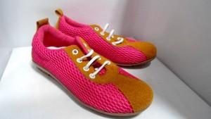 Sepatu Kets Wanita Casual Fanta Tan DN07 Terbaru